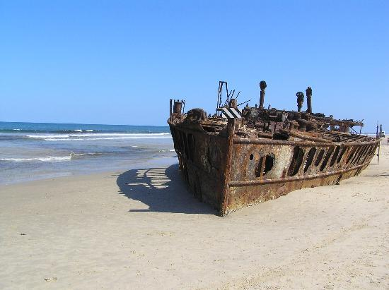 shipwreck-on-fraser-island